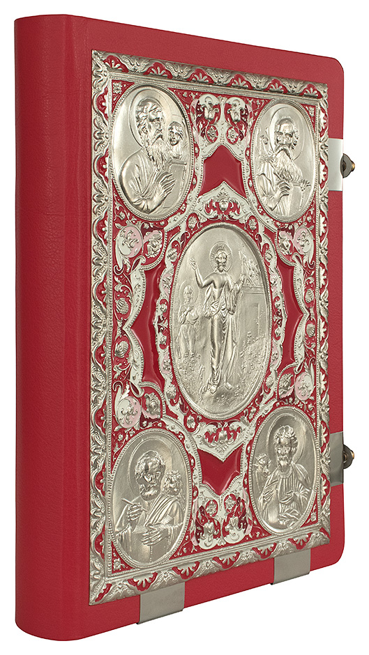 Альбомная, евангелие в открытках